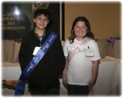 Leukemia & Lymphoma Society Boy & Girl of the Year