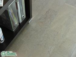 Grey Cork Flooring
