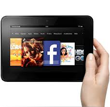Kindle Fire HD Father's Day Discount