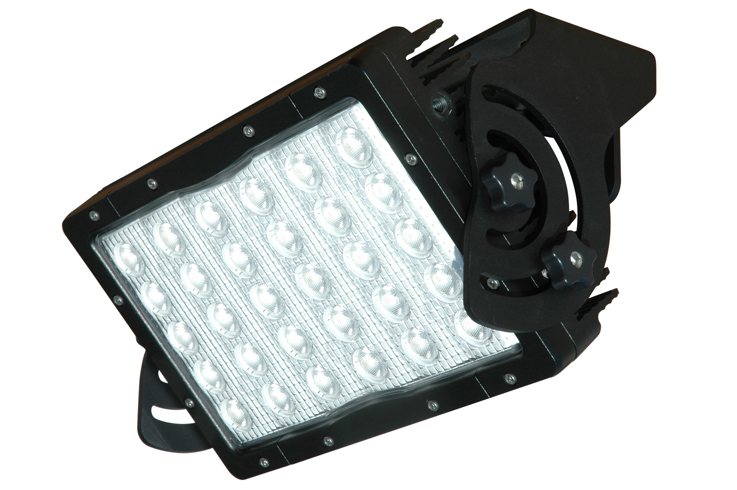 Larson electronics announces release of 150 watt led high bay light led alternative to 400 watt metal halide high bay fixturesled alternative to 400 watt metal halide high bay fixtures arubaitofo Images