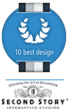 Best Design Agency - Second Story Wins #6 in Top Web Development Companies by 10 Best Design