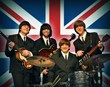 Liverpool Legends, the Ultimate Beatles Experience, in Branson