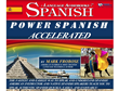 """POWER SPANISH ACCELERATED"" NOW AVAILABLE AT AUDIBLE.COM"