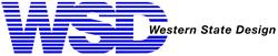 western state design logo