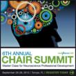 Chairmen from across the Country Gather to Share Research and...