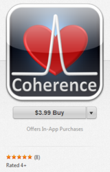 HeartRate+ Coherence: The 5 stars App in the US market