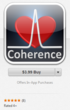 HeartRate+ Coherence receives 5 star ratings in Health & Fitness