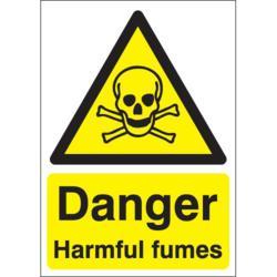 Toxic Fumes Danger