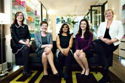 Women in the City Future Leaders Award Finalists 2013