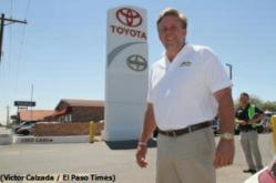 Flo at Dick Poe Toyota