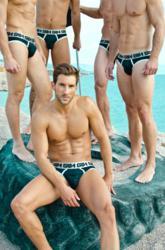 Garcon Model Underwear 1st Campaign