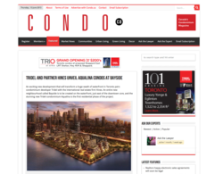 Aqualina by Tridel featured in Condo.ca's June 13, 2013 issue