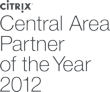 "Sirius Recognized by Citrix as 2012 Central Area ""Partner of the Year"""