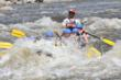 River Runners Channels Rafters up the Arkansas River after the Royal...