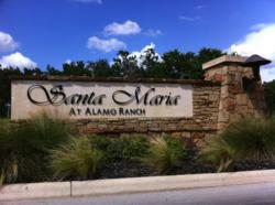 Lennar in Alamo Ranch - Santa Maria - San Antonio, TX