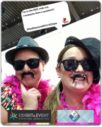 Red Diamond Congress Pixe Social Photo Booth