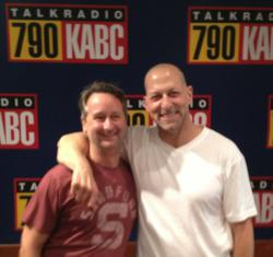 Richard Taite and Damon Raskin on KABC