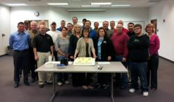 IMEC and Kishwaukee celebrate successful completion of the fifth Lean Continuous Improvement Series for area manufacturers.