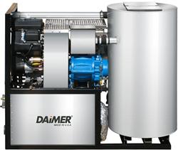 Truck Mount Carpet Cleaner - Daimer XTreme Power XPH TM 10110