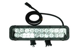 Infrared LED Headlight for Concealed Covert Vehicle Installations