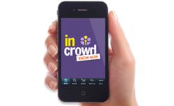 The InCrowd micro survey platform is mobile.