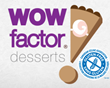 Wow Factor Desserts Receives GFCP Mark of Trust