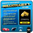 Sweepstakes Ninja Launches Millionaires Club