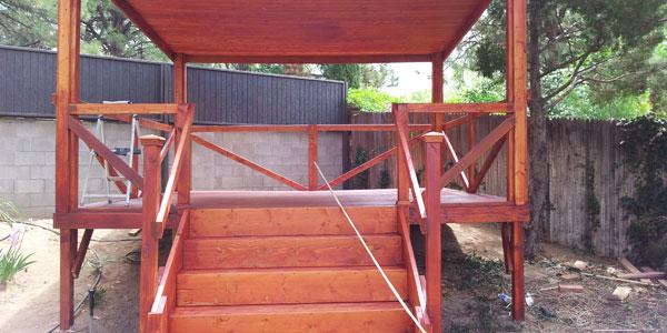 Albuquerque home remodeling contractor improves area for Rustic home albuquerque