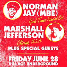 Norman Jay and Marshall Jefferson