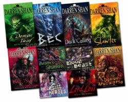 Darren Shan Demonata Collection