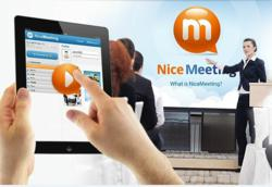 Interactive Presentation with NiceMeeting