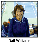 Top Echelon Network recruiter Gail Williams of Williams Recruiting, Inc.