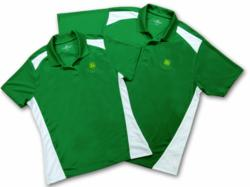 golf shirt, golf apparel, custom polo, uniforms, john deere classic, PGA,