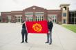 Blaine Fire Department Honored On Flag Day By Kris Lindahl Of Edina...