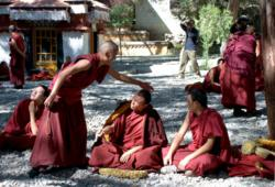 Sera Monastery photo tour, Visit Sera Monastery, Tibet Buddhism education tour