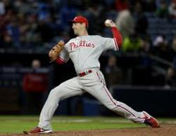 Phillies Pitcher Cliff Lee
