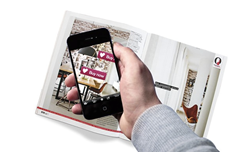 augmented reality, print, design, ads