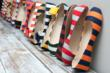 LillyU Ballet Flats Create Winning Look for College Sports Fans