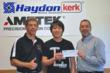 Haydon Kerk Motion Solutions Supports FIRST Robotics Team at...