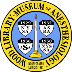 Wood Library-Museum of Anesthesiology Seal