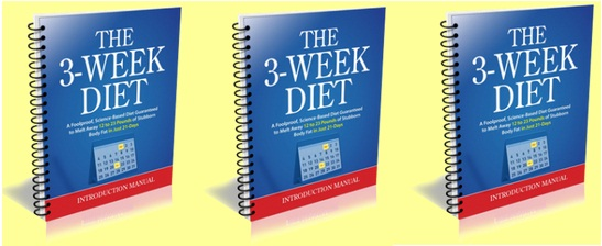 "Weight Loss Diet Plan | ""3-Week Diet"" Teaches People How ..."