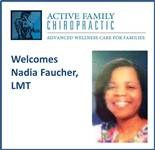 Gaithersburg Massage Therapist Nadia Faucher
