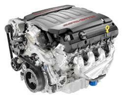 Used Chevy LT1 Engine