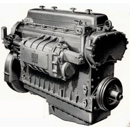 Used Detroit Diesel Dd16 Engines Now For Sale To Log Truck