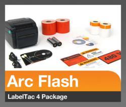 LabelTac 4 Arc Flash Package