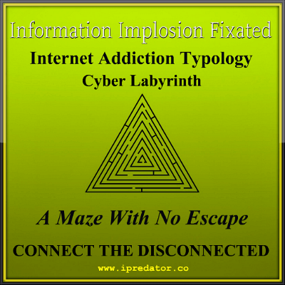 telephonic internet addiction screenings offered by ipredator inc  internet addiction typologyinformation implosion fixated