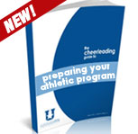 New Cheerleading Blog University eBook for Coaches
