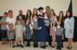 Graduate Joseph Colarelli of Lockport with his proud family