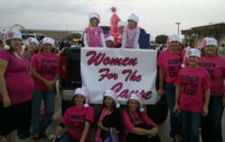 Women for the Cause