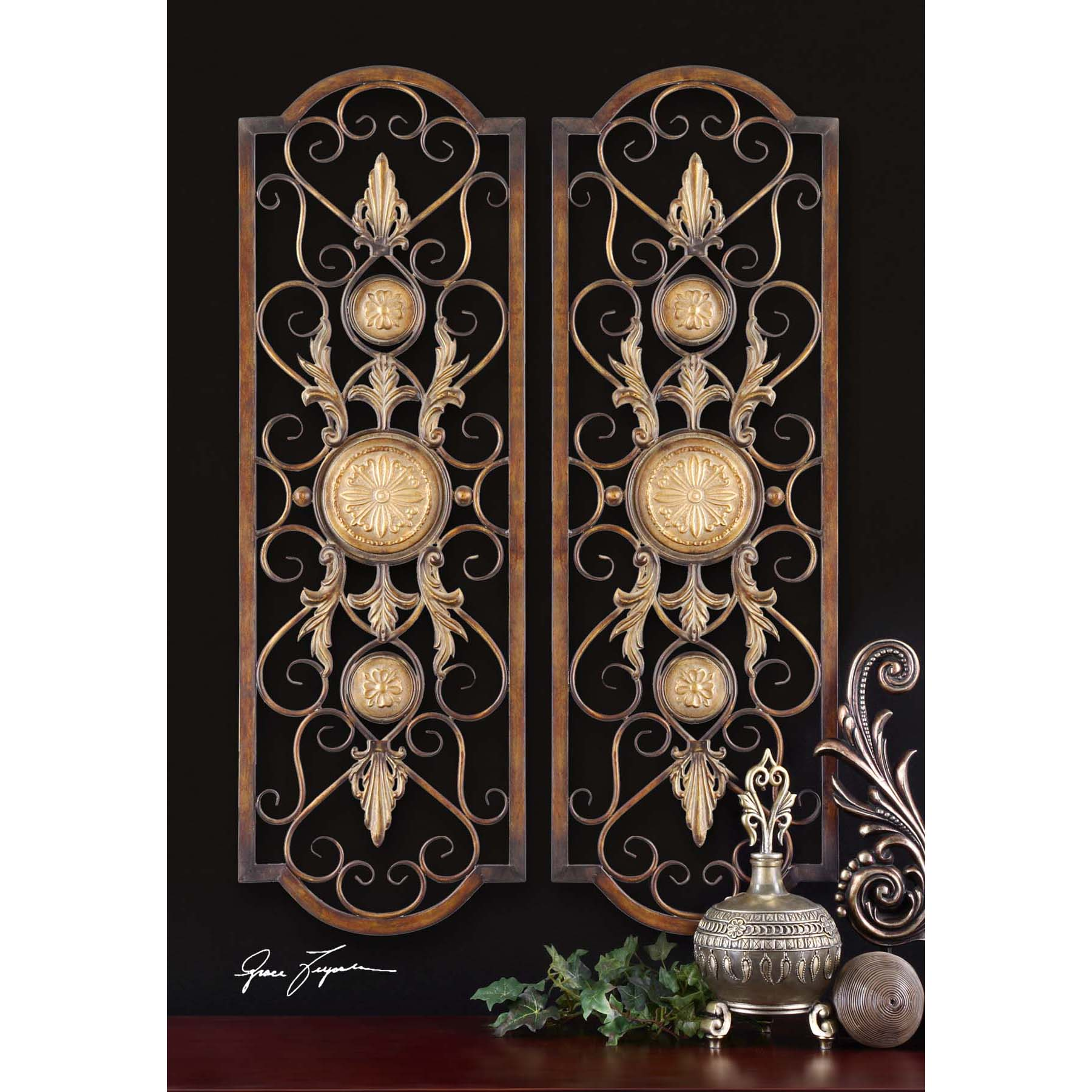 Uttermost Metal Wall Decor : Homethangs has introduced a guide to choosing and